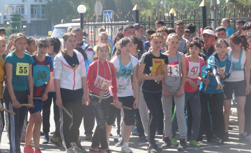 Чередой спортивных состязаний встречают праздничные дни в Семее