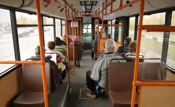 Движение общественного транспорта в Усть-Каменогорске восстановлено