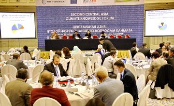 Всемирный банк готов помочь Центрально-Азиатским странам в вопросах улучшения климата