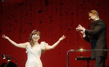 Оперная певица Суми Чо даст мастер-класс в алматинской консерватории