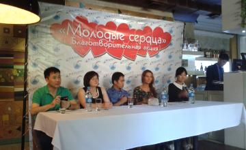 В Алматы воспитанников детдома научили готовить блюда итальянской кухни