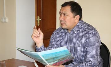Батыс Қазақстанда Шалқар көлін туристік бағытта дамыту көзделіп отыр