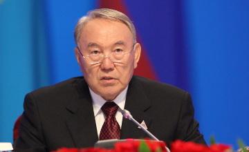 ЕАЭС станет надежным мостом между Европой и растущей Азией - Н.Назарбаев