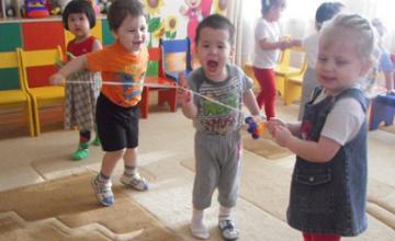 В Жамбылской области открылся частный детский сад