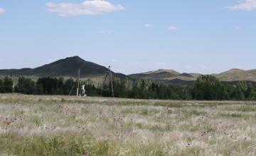 Красоты Актюбинской области - осетровые пруды, Волчий водопад и Немой аул (ФОТОРЕПОРТАЖ)