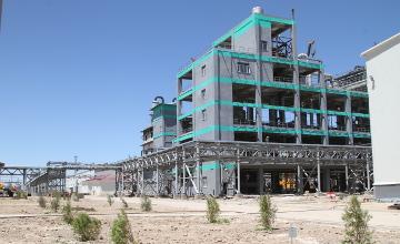 5,5 млрд тенге за полгода заплатил в бюджет района жамбылский завод цианида натрия