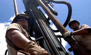 В Атырауской области в 2015 г. начнется бурение разведочной скважины глубиной 15 км