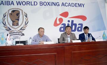 Алматы станет центром мирового бокса - Ю. Цхай