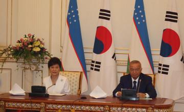 Узбекистан и Корея подписали пакет документов в сфере экономики