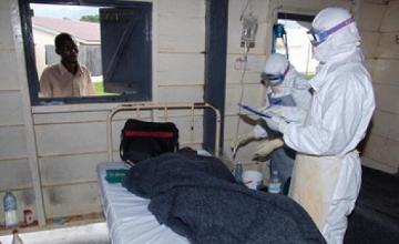 埃博拉已造成非洲1427人死亡 百余名医生殉职