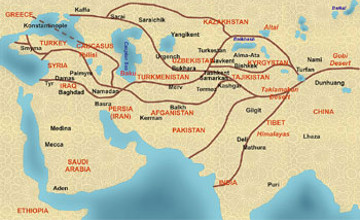 Great Silk Road becomes UNESCO World Heritage Site