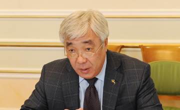 Foreign policy aimed at realization of Kazakhstan 2050 Strategy, FM