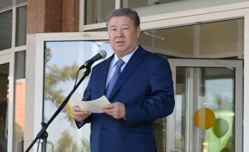 Алматыда алғашқы физика-математикалық бағыттағы Назарбаев зияткерлік мектебі ашылды