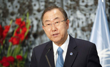 Ban Ki-moon: Kazakhstan paves the way for new era of cooperation