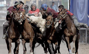 World Nomad Games to be held in Kyrgyzstan