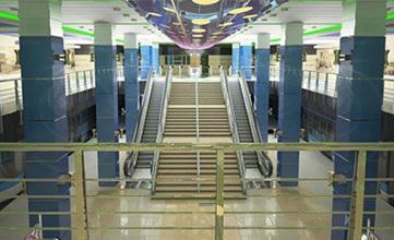 Алматыда «Сайран» метро стансасын инженерлік желілерге қосу жұмыстары басталды
