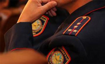 Алматыда полиция қызметкерлерін қаржыландыру 920 млн теңгеге артпақ
