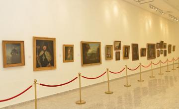 Выставка «Четыре века русской живописи» открылась в Национальном музее РК (ФОТО)