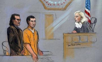 Азамат Тәжаяқов  Бостон терактісін тергеуге кедергі жасауға қатысты айыпты деп танылды