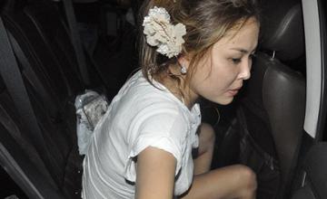 Алматыда мас күйінде көлік айдаған «Дауыс International» тобының бұрынғы әншісі ұсталды