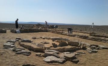 Дары богам от древних обитателей полуострова Мангыстау обнаружили археологи
