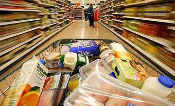 Средние цены на основные продукты питания в РК в феврале 2015 года