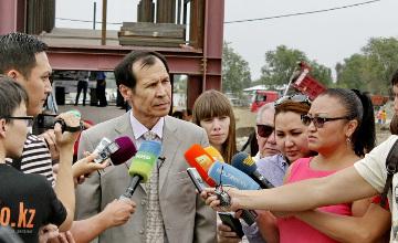 В Алматы развеяли слухи о переносе «Барахолки» (ФОТО)