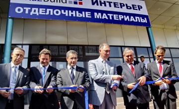 В Алматы открылась международная выставка KazBuild-2014 (ФОТО)