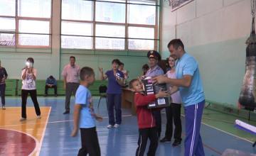Алматы полицейлерінің отбасылары спорттық сайысқа түсті (ФОТО)