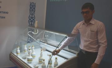 Продукция 5 казахстанских предприятий представлена на выставке «World Food Moscow 2014»