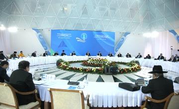 Congress of religious leaders to convene in Astana