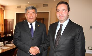 Комиссар ЭКСПО предложил организовать  масштабное привлечение россиян на выставку