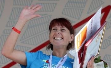 Бегунья из Казахстана стала победительницей Московского легкоатлетического марафона