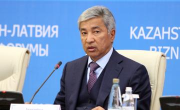 哈萨克斯坦-拉脱维亚贸易额3.5亿美元