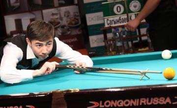 Кыргызстанец Каныбек Сагынбаев стал победителем чемпионата мира по бильярду в Таразе