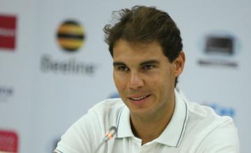 Рафаэль Надаль высоко оценил развитие тенниса в Казахстане  (ФОТО)
