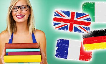 Названы самые популярные иностранные языки среди европейских школьников