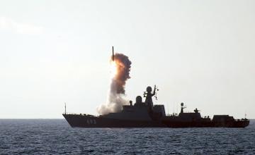 Russia's Caspian flotilla holds joint war games with Kazakhstan