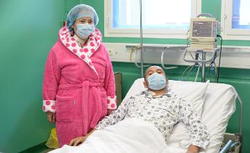 Kyzylorda region performed first kidney transplant