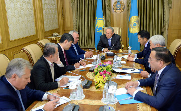President Nazarbayev, International Advisory Board debated Kazakhstan's development issues