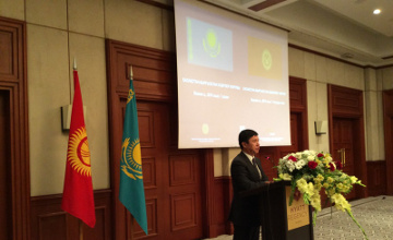 Kazakh companies showcased their products in Kyrgyzstan