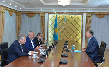 Int'l Advisory Board highly appreciates Kazakh President's efforts to settle situation in Ukraine