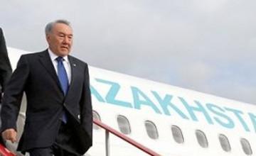 纳扎尔巴耶夫将出席哈萨克汗国550周年纪念碑揭幕仪式