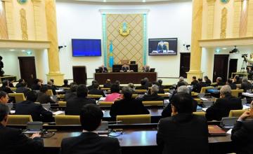 Парламент Казахстана ратифировал Договор о Евразийском экономическом союзе