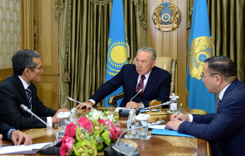 Kazakh President and Kyrgyz PM debated energy supplies issues