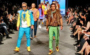 Open Way 2014 young designers contest held in Almaty