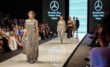 Giorgio Armani protege Angelos Bratis to take part in Mercedes Benz Fashion Week in Almaty