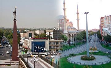 Шымкент и турецкий Эскишехир стали городами-побратимами