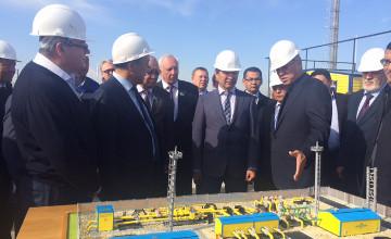 Almaty-Baiserke-Talgar gas pipeline launched