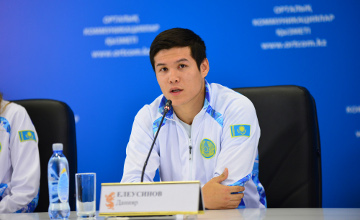 Kazakh boxer wants to follow in GGG's footsteps